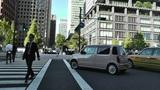 Tokyo Street At Tokyo Station Japan stock footage
