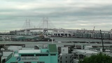 Yokohama Port Japan Footage