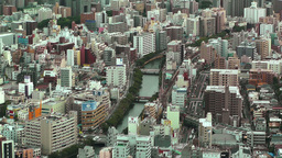 Yokohama Aerial Japan 16 Footage