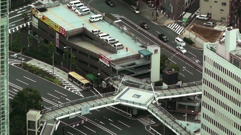 Yokohama Aerial Japan 20 Footage