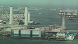 Yokohama Aerial Japan 24 Footage