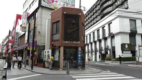 Yokohama Street Japan 01 Stock Video Footage