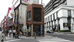 Yokohama Street Japan 01 Footage