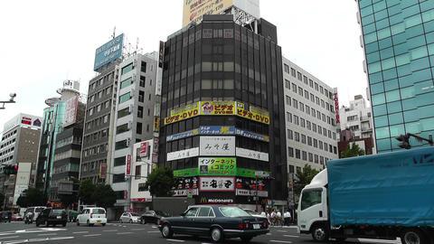 Yokohama Street Japan 07 Stock Video Footage