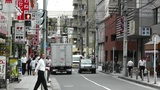 Yokohama Street Japan 09 Footage