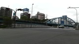 Yokohama Traffic Japan Footage