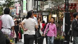 Yokohama Shopping Street Japan 04 Stock Video Footage