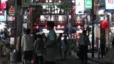 Yokohama Chinatown Street Japan 26 night Footage
