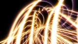 Looping Abstract Animated Background - Orange Animation