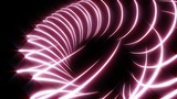 Looping Abstract Animated Background - Purple Animation