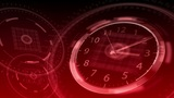 Time Flies - Hi-tech Clock 86 (HD) stock footage