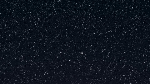 Snowy 3 - Gently Falling Snow Video Background Loop Stock Video Footage