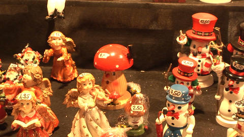 Christmas ornament Stock Video Footage