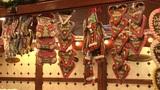 Lebkuchen, Christmas ornaments Footage