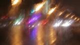 car window rain night background defocused Footage