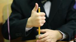 pencil sharpener Stock Video Footage