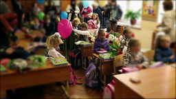 schoolchildren Live Action