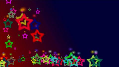 stars falling Footage