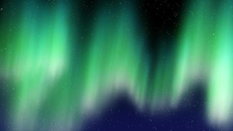 Aurora Fluthrough Start 3 Videos animados