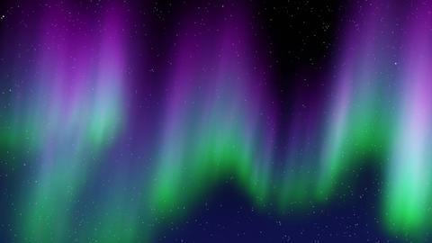 Aurora Fluthrough Start Animation