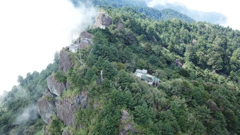 DJI MAVIC 4K Taiwan Chiyai Aerial Drone Video Alishan Big Tashan 20171021 12 Live影片