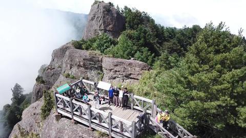 DJI MAVIC 4K Taiwan Chiyai Aerial Drone Video Alishan Big Tashan 20171021 6 Live影片
