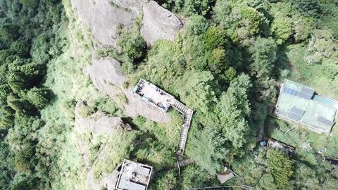 DJI MAVIC 4K Taiwan Chiyai Aerial Drone Video Alishan Big Tashan 20171021 7 Live影片