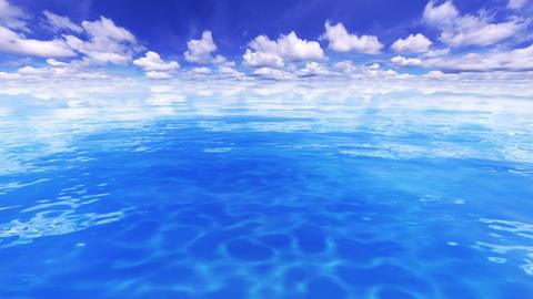 Water Surface 16 Jp b HD CG動画