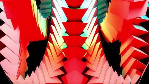 Shades of Geometry 4K 02 Vj Loop Animation
