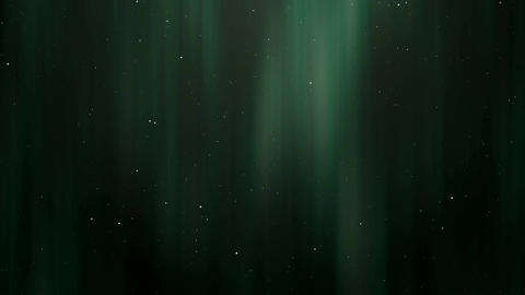 Northern lights animation Animation