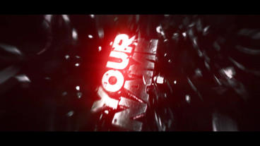Cinema 4D intro After Effects Template