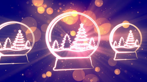 Christmas Symbols 5 Animation