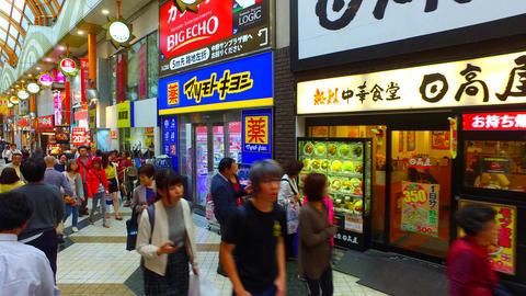 Nakano Sunmall shopping arcade in Tokyo Japan ライブ動画
