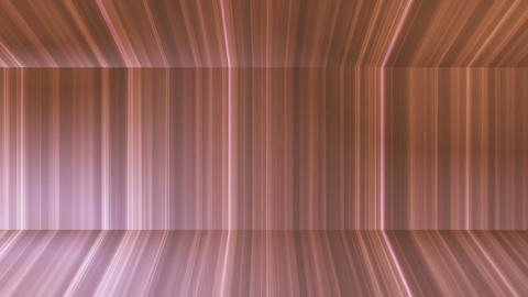 Broadcast Vertical Hi-Tech Lines Passage, Brown, Abstract, Loopable, 4K Animation