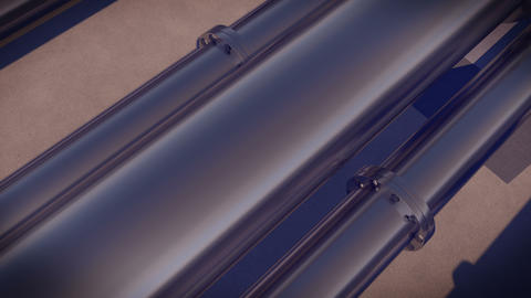 Pipeline Gas Oil 1 CAM Acción en vivo
