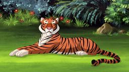 Bengal Tiger Footage