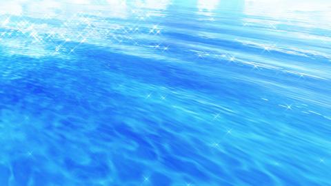 Water Surface 16 Jn c 4 K, CG動画素材