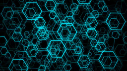 Hexagon Background V.2 Animation