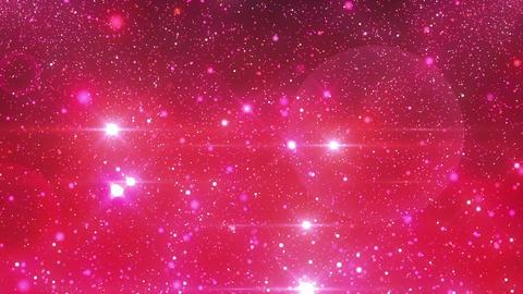 sparkling graphic particles 애니메이션