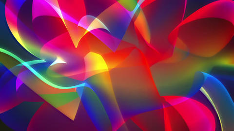 Colorastic - Colorful Expressive Pattern Video Background Loop Animation
