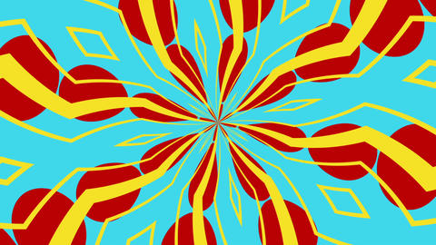 [alt video] Kaleidoscope 8 - Kaleidoscopic Fun Video Background Loop
