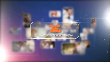 Multi Photo Logo Reveal 2 After Effects Template