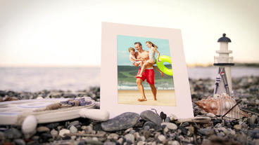 Summer Photo Gallery Plantilla de After Effects