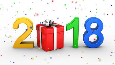 New Year 2018 Image