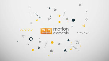 Logo Particles After Effects Template