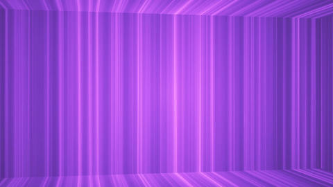 Broadcast Vertical Hi-Tech Lines Passage, Pink, Abstract, Loopable, 4K CG動画素材