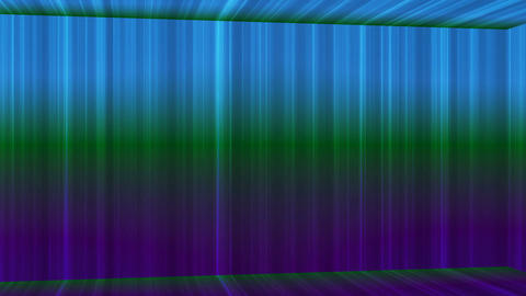 Broadcast Vertical Hi-Tech Lines Passage, Multi Color, Abstract, Loopable, 4K CG動画素材