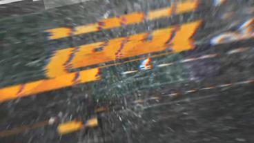 Glitch logo reveal 2 Plantilla de After Effects