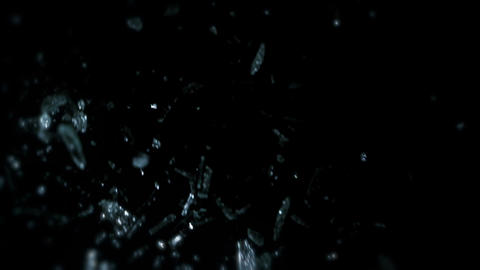Shattering Glass In Slow-Mo - 26 Footage