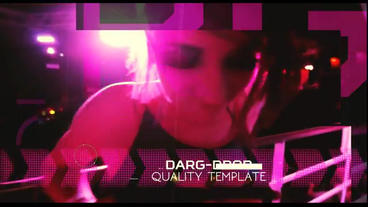 Dance Promo V2 After Effects Templates